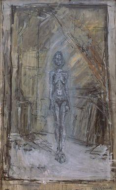 FUNDACIÓN MAPFRE - TERRENOS DE JUEGO. Giacometti