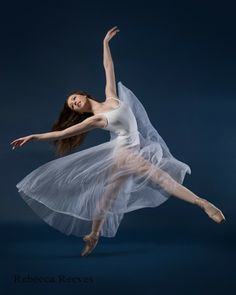 Rebecca Reeves, Ellison Ballet, New York - Photographer Rachel Neville
