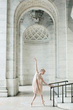 ballerina | Karolina Kuras fine art photography