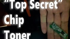 TOP Secret: Reparar Toner Impresora laser Moviendo el Chip | Trucos