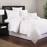 Baratto Duvet Cover Collection $246, like the white embroidered detail a lot