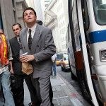 First Look at Leonardo DiCaprio on The Wolf of Wall Street Set