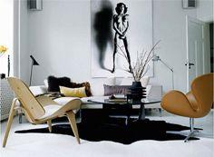 French By Design: A Copenhagen Flat
