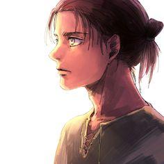 Eren E Levi, Eren And Mikasa, Armin, Attack On Titan Series, Attack On Titan Fanart, Ereri, Kawaii Anime, Photos, Pictures