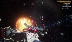 Double Damage's Star Wars Space Shooter Pitch Video Rebel Galaxy developer Double Damage wanted to make a Star Wars game and created this video to pitch EA on the idea. That game Double Damage confirms will never happen. January 02 2018 at 11:32PM  https://www.youtube.com/user/ScottDogGaming