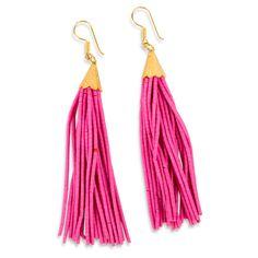 Bella Tassel Earrings