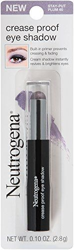 Neutrogena Crease Proof Eye Shadow Stay Put Plum 60 010 Ounce *** You can get additional details at the image link.
