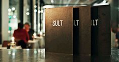 Sult (hunger) is a great name for a restaurant, and a nod to Knud Hamsun's famous novel.