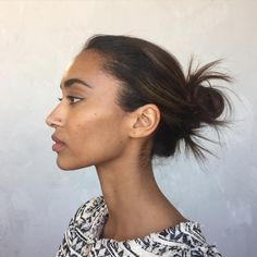Anais Mali Pretty People, Beautiful People, Black Supermodels, You Are Art, Bare Face, Hair Reference, Face Photo, Love Hair, Aesthetic Pictures