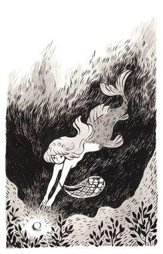 Mermaid by heikala on DeviantArt