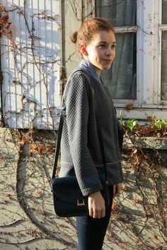Veste Monceau doublée et passepoilée - on sunday mornings