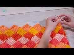 Die 227 Besten Bilder Von Tunesisch Häkeln Crocheting Tunisian