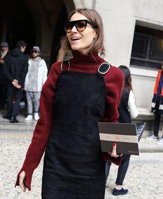 Giorgia Tordini. Milan Fashion Week, Feb 2016
