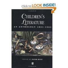 Amazon.com: Children's Literature: An Anthology 1801-1902 (9780631210498): Peter Hunt: Books
