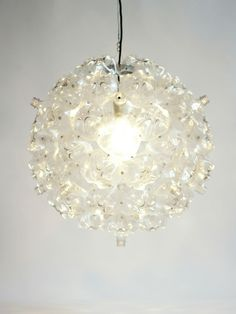 The Bubble Chandelier: From the Streets of Brooklyn to the Lofts (also possibly of Brooklyn) - Core77