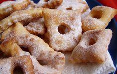 Beignets, Onion Rings, Mini Cakes, Christmas Baking, Apple Pie, Doughnut, Sweet Recipes, Ham, Goodies