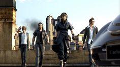 Final Fantasy XV para PC ocupará 170GB de HD mas terá suporte à mods