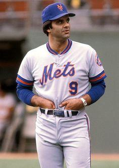 Joe Torre with the Mets