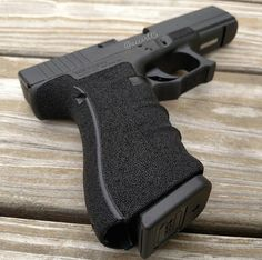 Stippled Glock Loading that magazine is a pain! Get your Magazine speedloader today! http://www.amazon.com/shops/raeind