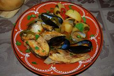 With Love from the Kitchen : Caldeirada / Portuguese Fish Stew