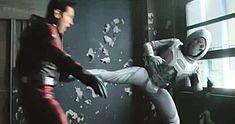 The latest Ant-Man 2 TV spot has Scott Lang preparing to battle the mysterious powers of Ghost. Captain Marvel, Marvel Avengers, Marvel Comics, Ant Man 2, Ghost Attack, Marvel Coloring, Scott Lang, Cloak And Dagger, Marvel Women