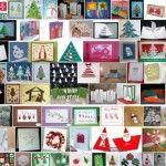 Biglietti natalizi - 140 e più progetti
