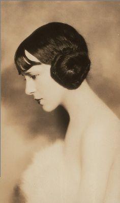 vintage portrait kay norman