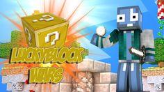 Minecraft ITA #23 : LUCKY BLOCK WARS - ARENACRAFT - Mordug