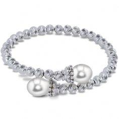 SHAW diamonds & design - Imperial Pearl Brilliance Collection Bracelet