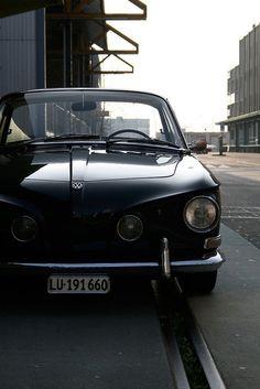 VW Type 3 Ghia