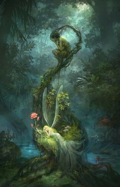 Fairy of the Forest ~ Bohyeon Min