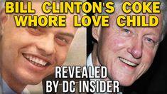BILL CLINTON'S COKE WHORE LOVE CHILD, DANNEY WILLIAMS, REVEALED BY DC IN...