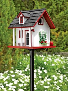 35 Casette per gli uccellini colorate e originali Birds houses