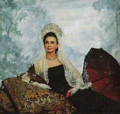 Aline Griffith, condesa de Romanones