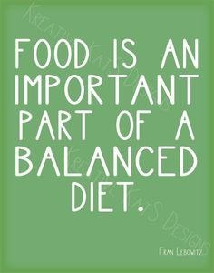 The basics. So avoid starvation and skipping several meals or not eating enough.