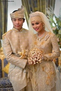 ROYAL WEDDING – ROYAL FAMILY OF BRUNEI Gears up for Royal