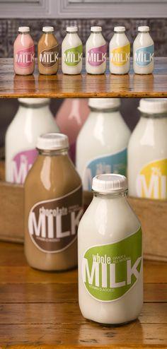 Milk Packaging Designs For Inspiration   We Design Packaging PD