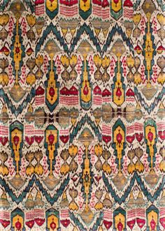 Rug Love: Rumi Silk Collection by Woven Concepts   The English Room  / attar-spice