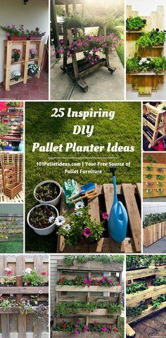 25-diy-pallet-planter-ideas.jpg (940×1915)
