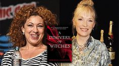 Alex Kingston & Lindsay Duncan will star in the adaptation of A Discovery of Witches