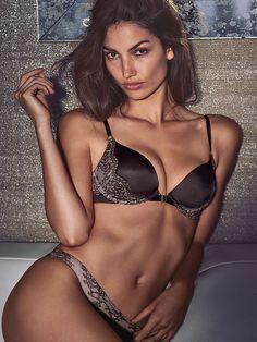 Lace-trim Cutout Push-Up Bra - Very Sexy - Victoria's Secret