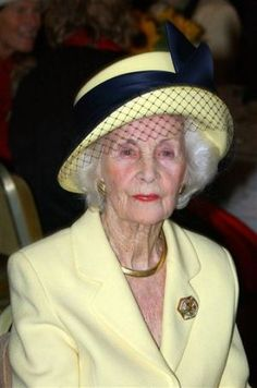 In Memoriam--Farewell, Princess Lilian-- Princess Lilian of Sweden | The Royal Hats Blog--Princess Lilian of Sweden, Duchess of Halland, passed away today at the age of 97. (Posted on March 10, 2013 by HatQueen) Attending a lunch at Stockholm City Hall in September 15, 2005 and the 60th birthday of King Carl Gustaf in  April, 2006.