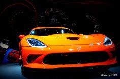 Dodge Viper  2013 NYC Auto Show