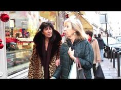 Parisian Chic for over 40, Middle Aged Glamour- Winter Edition, Part 1. - YouTube
