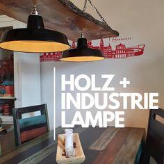 Wer dachte, dass in Niedersachsen Kreativität nur bei der Entwicklung von Autos gefragt ist - der wird jetzt eines Besseren belehrt! Hier eine eigenwillige, wie auch kreative #Küchenlampe aus dem schönen #Hannover. Gefertigt aus einem Stück Kantenholz und unseren emaillierten Industrie-Lampenschirmen samt Vintage Lampenfassung.⠀ .⠀ .⠀ .⠀ .⠀ .⠀ #holzwerken #selbermachen #lampe #basteln #lampenmittwoch⠀ #handwerk #unikat #holzliebe #holzdeko #woodlamp #lampenschirm #lichtdesign #handarbeit… Company Logo, Restaurants, Home Decor, Vintage, Instagram, Autos, Light Design, Inventions, Lower Saxony