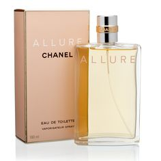 Allure Chanel. This perfume is a CLASSIC! One of my all time favs! Great for evenings too!