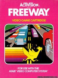 Freeway - Atari 2600