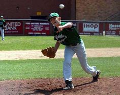 Winfield junior pitcher Mason Dillon has 25 strikeouts and three walks with a 1.34 earned run average in 26 innings pitched this season.