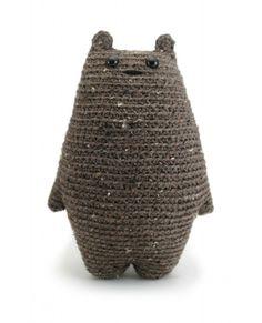 Tod And Dot The Bears Amigurumi Pattern