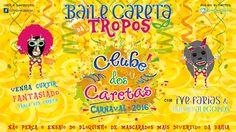 Blog do Rio Vermelho, a voz do bairro: Baile Careta faz ensaio geral no Rio Vermelho